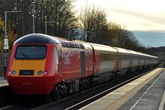 43238 (robert55012) Tags: lner hst class43 fife scotland markinch