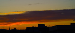 skyline (Elisabeth patchwork) Tags: 7artisans sunset silhouettes skyline clouds sky