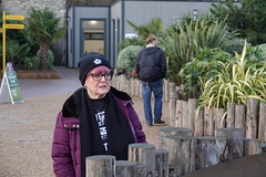Mum at Yorkshire Wildlife Park (ec1jack) Tags: yorkshirewildlifepark yorkshire wildlife park doncaster england britain uk europe animal zoo november ec1jack kierankelly outings tourist attraction