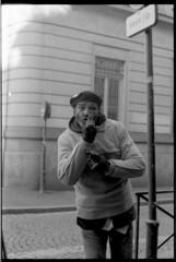 Street Rennes (Atelier de Recherche Photographique) Tags: streetphotography street streetphoto blackandwhite blackandwhitephotography blackandwhiteportrait blackandwhitephoto noiretblanc nb portrait man portraitphotography moment instant rue france rennes bretagne portraitnoiretblanc
