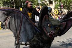 Austin Bike Bat (-Dons) Tags: austin texas unitedstates bat bicycle tx usa congressavenue austinbikezoo diadelosmuertos vivalavidaparade vivalavidafest vivalavida