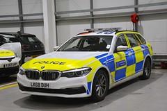 LK68 DUH (S11 AUN) Tags: london metropolitan police bmw 530i estate touring areacar panda car irv incident response unit 999 emergency vehicle metpolice lk68duh