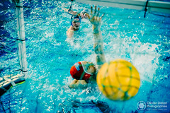 Water-polo : Brest Armoricaine vs Quimperlé (Olivier DREAN Photographies) Tags: piscine iso6400 50mm waterpolo sonyalpha7rmarkii match ilce7rm2 foch sport sony ze zeiss brest milvus1450