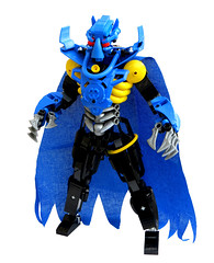 Knightfall Batman (Logey Bear) Tags: lego constraction batman azrael knightfall knightquest knightsend 90s