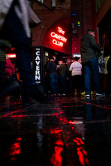 Mathew Street, Saturday Evening (nickcoates74) Tags: night liverpool sony cavern afterdark merseyside cavernclub 1650mm a6300 epz1650mmf3556oss sel1650 affinityphoto ilce6300 neon beatles mathewstreet thecavern