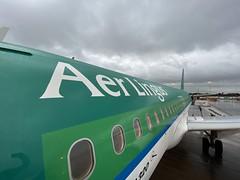 Photo of Aer Lingus flight to Dublin