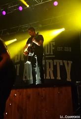 Sons of O'Flaherty - 2019 - Trianon - 21 (Le_Champenois) Tags: sonsofoflaherty paris concert live trianon gig irlande punk rock punkrock celtic dubruitsurparis