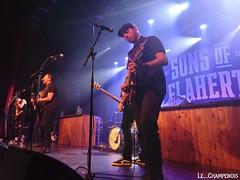 Sons of O'Flaherty - 2019 - Trianon - 10 (Le_Champenois) Tags: sonsofoflaherty paris concert live trianon gig irlande punk rock punkrock celtic dubruitsurparis