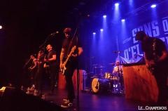 Sons of O'Flaherty - 2019 - Trianon - 4 (Le_Champenois) Tags: sonsofoflaherty paris concert live trianon gig irlande punk rock punkrock celtic dubruitsurparis