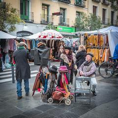 El Artesano (A.Ayuso) Tags: candid candy elrastro españa madrid strasenfotografie street streetphotography callejeros color domingo fotografiadistrada photographiederue rue strasse urbana