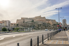 Fort Saint-Nicolas, Marseille, Bouches-du-Rhône, Provence, France (antonskrobotov) Tags: france provence bouchesdurhône marseille harbor fortress