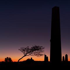 Santa Trega (Noel Feans) Tags: santa trega guarda galiza galicia monte castro mencer sunrise