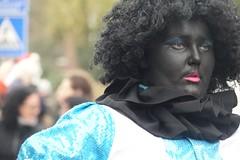 Zwarte Piet (Gerard Stolk ( vers le toussaint)) Tags: thehague lahaye denhaag