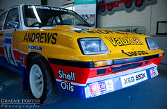 Vauxhall Chevette (Group B) - IMG_6492 - Edited (406highlander) Tags: canoneos6d tamronsp2470mmf28divcusd dundeemuseumoftransport dundee scotland museum exhibit vehicle automobile classic vintage vauxhall chevette vauxhallchevette groupb rally motorsport xeg550x car hatchback fullframe canon