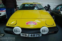 Triumph TR7 - IMG_6346 - Edited (406highlander) Tags: canoneos6d tamronsp2470mmf28divcusd dundeemuseumoftransport dundee scotland museum exhibit vehicle automobile classic vintage triumph tr7 triumphtr7 ybj487s rally motorsport car fullframe canon