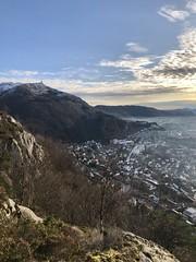 Ulriken -|- Bergen mountain (erlingsi) Tags: kamveien bergen ulriken hordaland norge fjell mountain