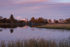 Cocksburn Reservoir (Pendreich) (Glasgow_Matt) Tags: loch reservoir dawn sunrise ben ledi bridge allan