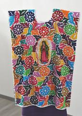 Mazatec Huipil Guadalupe Oaxaca Mexico (Teyacapan) Tags: huipils mexican oaxacan museo mazatec jalapadediaz guadalupe embroidery