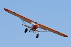 Private Piper PA-18 Super Cub N****A (jbp274) Tags: iza kiza sqa airport airplanes piper pa18 cub supercub