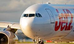 G-VYGM - Airbus A330-243 - MAN (Seán Noel O'Connell) Tags: jet2 gvygm airbus a330243 a330 a332 manchesterairport ls891 exs2ke man egcc ace gcrr aviation avgeek aviationphotography planespotting