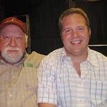 """Steve with his Dad, Gus. <a style=""""margin-left:10px; font-size:0.8em;"""" href=""""http://www.flickr.com/photos/124699639@N08/49080695756/"""" target=""""_blank"""">@flickr</a>"""
