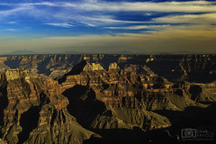 You need a villain, give me a name (Dave Arnold Photo) Tags: az ariz arizona grandcanyon nationalpark nationalmonument grand canyon desert sunset coloradoriver sandstone navajo image pic us usa picture photo photograph photography photographer davearnold davearnoldphotocom beautiful natural fantastic travel scenic cloud spread wet cloudy canon 5d mkiii 24105mm huge big mountain rock perfect landscape mesa nature summer rural outdoor weather tree forest butte patterns western southwest river northrim