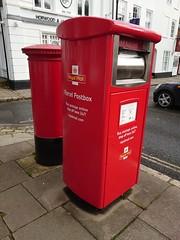 Photo of Parcel Postbox Aylesbury