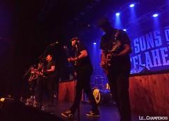 Sons of O'Flaherty - 2019 - Trianon - 6 (Le_Champenois) Tags: sonsofoflaherty paris concert live trianon gig irlande punk rock punkrock celtic dubruitsurparis