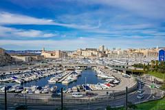 Marseille, Bouches-du-Rhône, Provence, France (antonskrobotov) Tags: france provence bouchesdurhône marseille harbor fortress