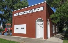 W.J. Asmussen (Agar, South Dakota) (courthouselover) Tags: southdakota sd banks sullycounty agar eastriversouthdakota greatplains northamerica unitedstates us lewisandclarknationalhistorictrail