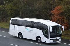 BV19LNA  DCL Travel, London (highlandreiver) Tags: travel bus london coach dcl lna wreay bv19 bv19lna cumbria carlisle m6 coaches sunsundegui