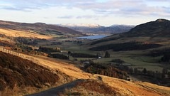 A wintry afternoon in Glen Quaich (sheumais63) Tags: perthshire mountains water loch lake scotland landscape glen quaich valley