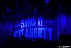 Sons of O'Flaherty - 2019 - Trianon - 1 (Le_Champenois) Tags: sonsofoflaherty paris concert live trianon gig irlande punk rock punkrock celtic dubruitsurparis
