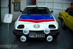 Triumph TR7 - Edited (406highlander) Tags: canoneos6d tamronsp2470mmf28divcusd dundeemuseumoftransport dundee scotland museum exhibit vehicle automobile classic vintage triumph tr7 triumphtr7 ptn222r rally motorsport car fullframe canon v8