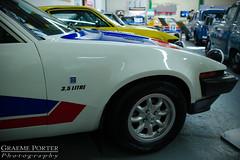 Triumph TR7 - IMG_6347 - Edited (406highlander) Tags: canoneos6d tamronsp2470mmf28divcusd dundeemuseumoftransport dundee scotland museum exhibit vehicle automobile classic vintage triumph tr7 triumphtr7 ptn222r rally motorsport car fullframe canon v8