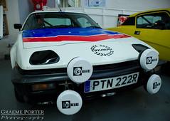 Triumph TR7 - IMG_6467 - Edited (406highlander) Tags: canoneos6d tamronsp2470mmf28divcusd dundeemuseumoftransport dundee scotland museum exhibit vehicle automobile classic vintage triumph tr7 triumphtr7 ptn222r rally motorsport car fullframe canon v8