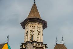 DSC02567-1 (R H Kamen) Tags: 16thcentury bucovina moldavia romania unescoworldheritagesite architecture buildingexterior church monastery placeofworship rhkamen roofs tower