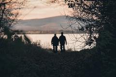 Evening Walk (NanashiNoProfile) Tags: loch leven rspb heritage kinross scotland kinrossshire perthshire walk walking canon 700d autumn autumnal november