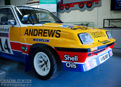 Vauxhall Chevette (Group B) - IMG_6493 - Edited (406highlander) Tags: canoneos6d tamronsp2470mmf28divcusd dundeemuseumoftransport dundee scotland museum exhibit vehicle automobile classic vintage vauxhall chevette vauxhallchevette groupb rally motorsport xeg550x car hatchback fullframe canon
