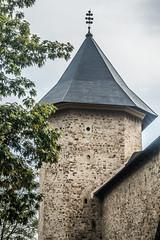 DSC02568-1 (R H Kamen) Tags: 16thcentury bucovina moldavia romania unescoworldheritagesite architecture buildingexterior church monastery placeofworship rhkamen roofs tower