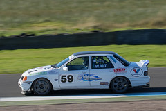 Scottish Saloons & Sportscars Championship (<p&p>photo) Tags: pan panned panning white ford sierra cosworth fordsierra sierracosworth fordsierracosworth garywait wait no59 number59 number 59 scottish saloon sportscar championship 2016 scottishsaloonsportscarchampionship scottishsaloonsportscarchampionship2016 car race racing track tracksport auto autosport motorsport motorsports knockhill racingcircuit knockhillcircuit knockhillracingcircuit circuit fife scotland october october2016 worldcars