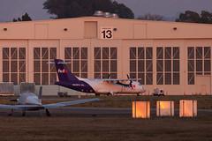 FedEx Feeder (Empire Airlines) ATR-42-300(F) N923FX (jbp274) Tags: ksba sba airport airplanes atr atr42 cargo fedexfeeder empireairlines em