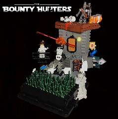Levels of Kuat | Bounty Hunters Vignweek Day 06/07 (EMazingbrix) Tags: lego starwars bounty hunters levels kuat moc vignette emazingbrix youtube instagram