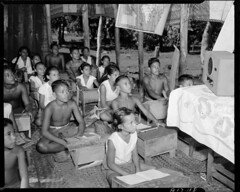 Samoa - Catholic School, 1949
