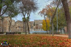 Alcazaba (J.MIGUEL FLORES) Tags: talaveradelareina plazadelpan alcazaba charcon spain miguelflores