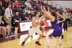 WBB-953 (Cumberland University Athletics) Tags: 201920 cumberland asbury basketball women