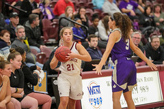 WBB-960 (Cumberland University Athletics) Tags: 201920 cumberland asbury basketball women