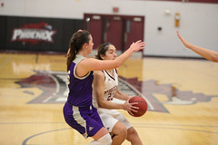 WBB-959 (Cumberland University Athletics) Tags: 201920 cumberland asbury basketball women