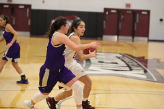 WBB-956 (Cumberland University Athletics) Tags: 201920 cumberland asbury basketball women