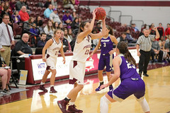 WBB-950 (Cumberland University Athletics) Tags: 201920 cumberland asbury basketball women